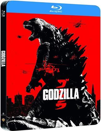 Godzilla (2014) (Limited Edition, Steelbook)