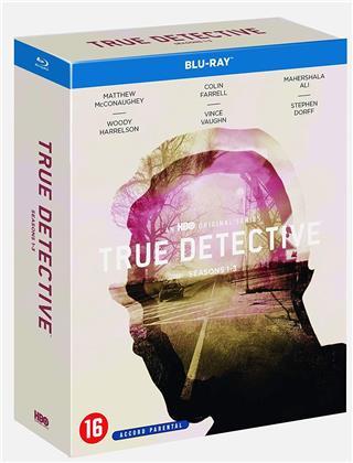 True Detective - Saisons 1-3 (9 Blu-rays)