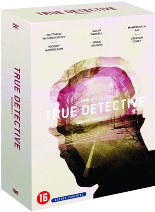True Detective - Saisons 1-3 (9 DVDs)