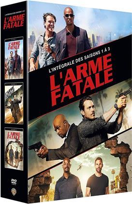 L'arme Fatale - Saisons 1-3 (11 DVDs)