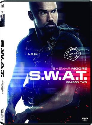 S.W.A.T. - Season 2 (5 DVDs)
