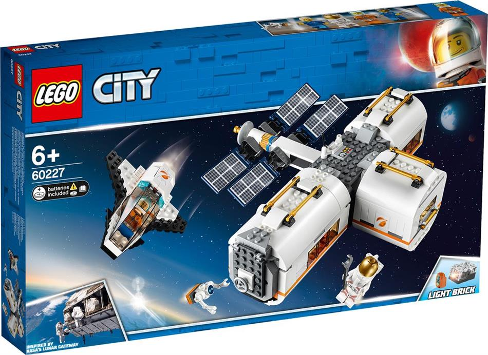 Mond Raumstation - Lego City (60227)