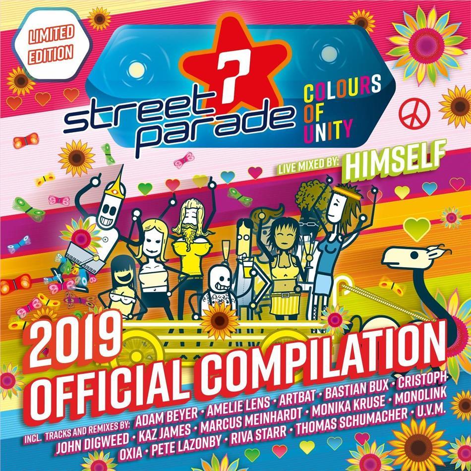 Streetparade 2019 - Official