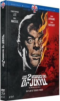 Les deux visages du DR Jekyll (1960) (Mediabook, Blu-ray + DVD)