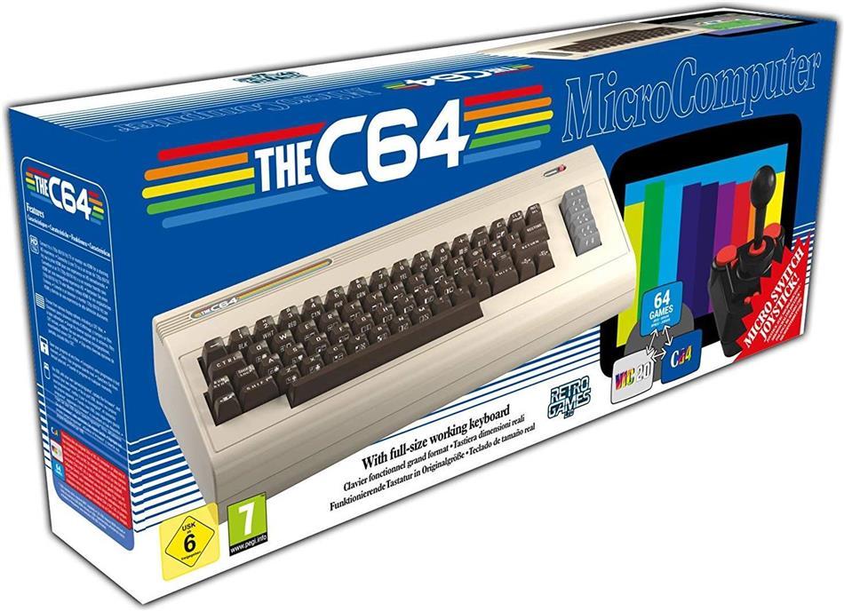 The C64 Fullsize