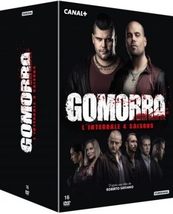 Gomorra - Saisons 1-4 (16 DVDs)