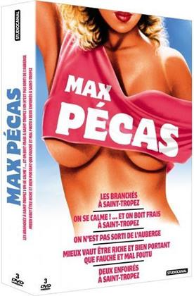 Max Pécas (3 DVDs)