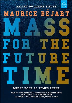 Ballet du XXeme siecle - Maurice Bejart - Mass for the future time
