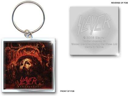 Slayer Keychain - Repentless (Photo-print)