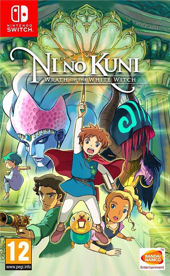 Ni No Kuni - Der Fluch der weissen Königin