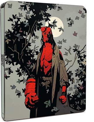 Hellboy - Call of Darkness (2019) (Steelbook, 2 Blu-ray)