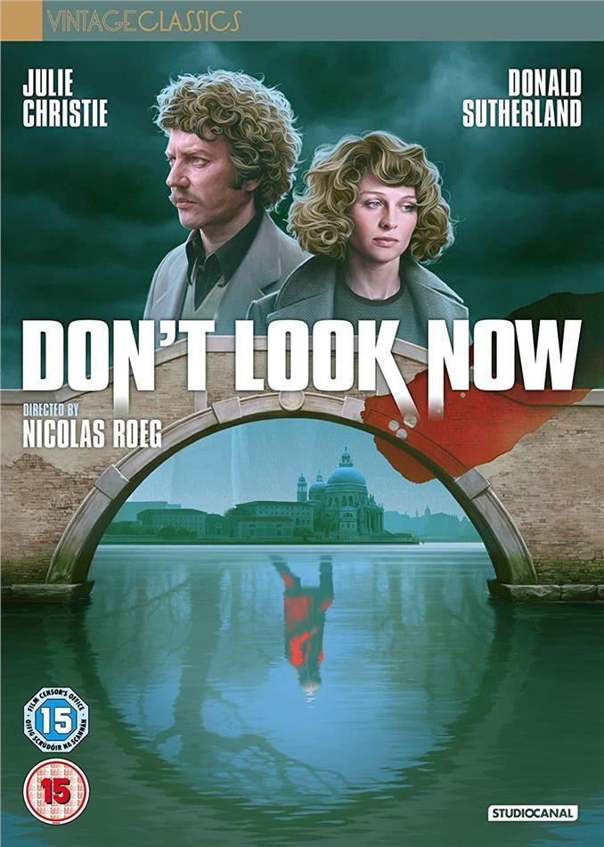 Don't Look Now (1973) (Vintage Classics, 2 DVDs)