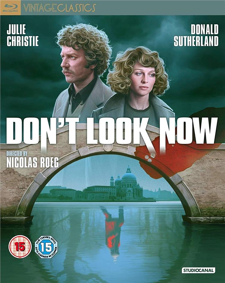 Don't Look Now (1973) (2 Blu-rays)