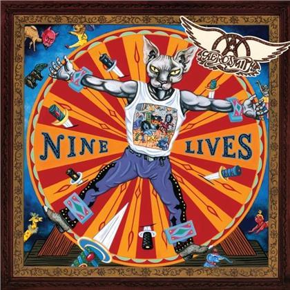 Aerosmith - Nine Lives (2019 Reissue, Columbia Records, 2 LPs)