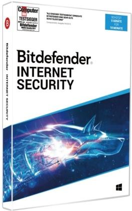 Bitdefender Internet Security 2020 5 Geräte/18Monate