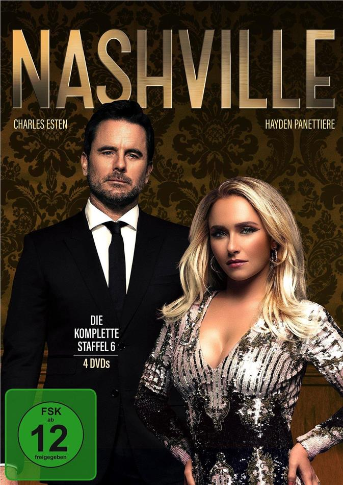 Nashville - Staffel 6 (4 DVDs)
