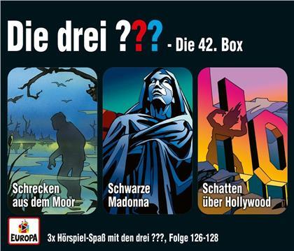 Die Drei ??? - 042/3er Box (Folgen 126,127,128) (3 CDs)
