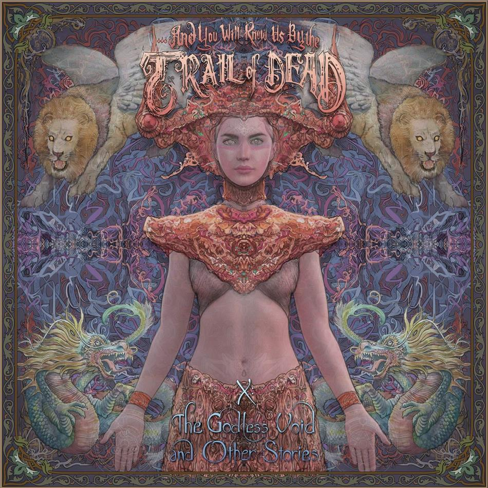 And You Will Know Us By The Trail Of Dead - X: The Godless Void And Other Stories (LP + CD)