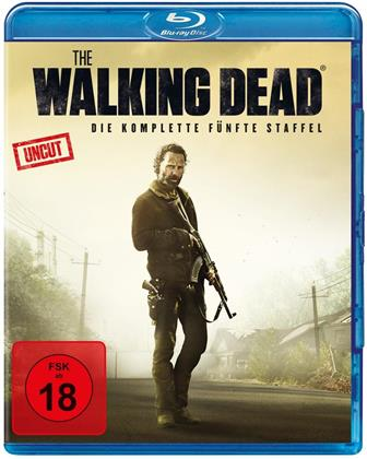 The Walking Dead - Staffel 5 (Uncut, 6 Blu-rays)