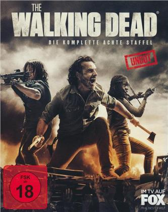 The Walking Dead - Staffel 8 (Uncut, 6 Blu-rays)