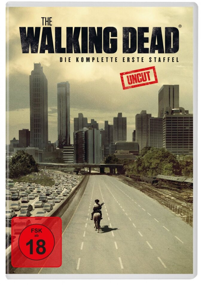 The Walking Dead - Staffel 1 (Special Edition, Uncut, 2 DVDs)