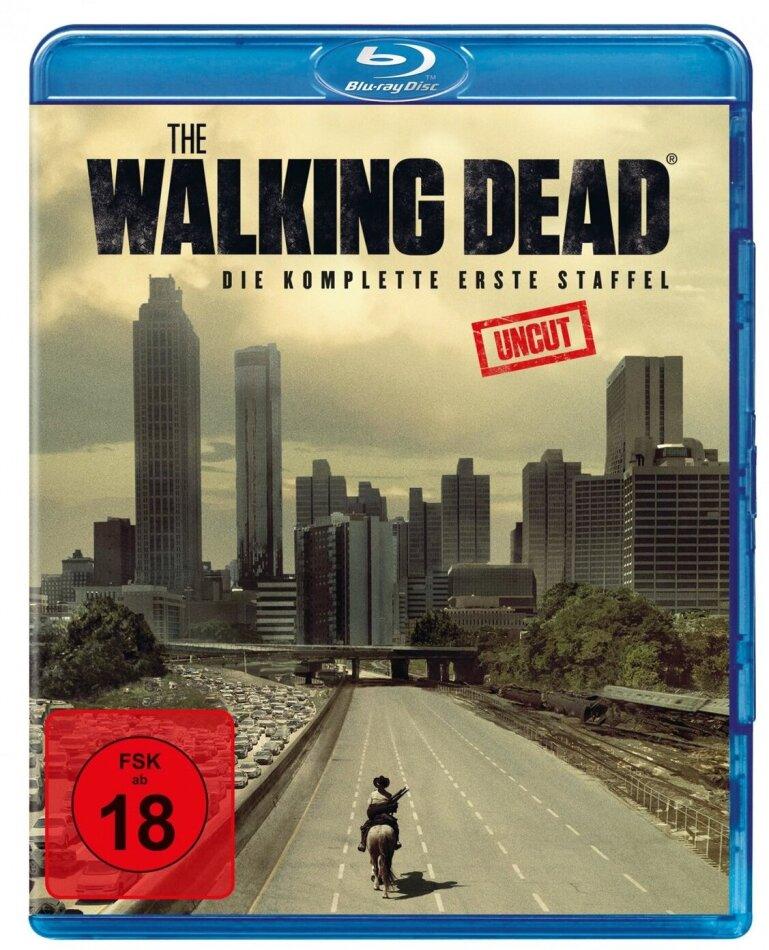 The Walking Dead - Staffel 1 (Special Edition, Uncut, 2 Blu-rays)