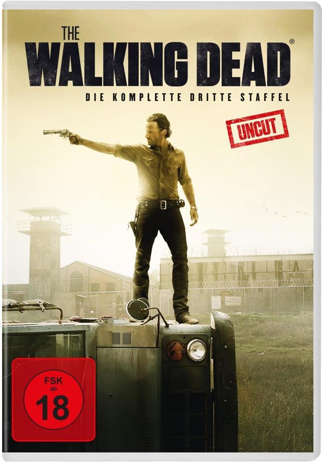 The Walking Dead - Staffel 3 (Uncut, 5 DVDs)