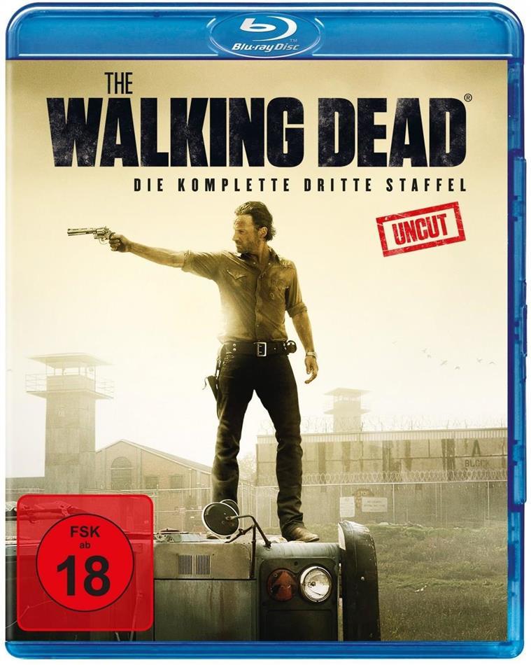 The Walking Dead - Staffel 3 (Uncut, 5 Blu-rays)