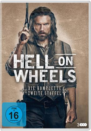 Hell On Wheels - Staffel 2 (Neuauflage, 3 DVDs)