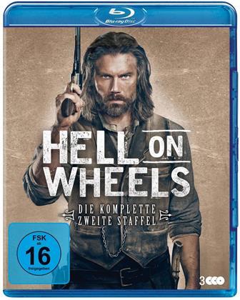 Hell On Wheels - Staffel 2 (Neuauflage, 3 Blu-rays)