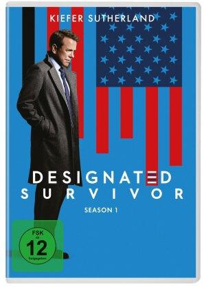 Designated Survivor - Staffel 1 (6 DVDs)