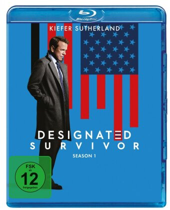 Designated Survivor - Staffel 1 (6 Blu-rays)