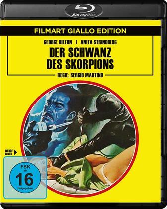 Der Schwanz des Skorpions (1971) (Filmart Giallo Edition)