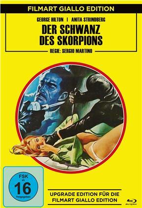 Der Schwanz des Skorpions (1971) (Filmart Giallo Edition, Limited Edition)
