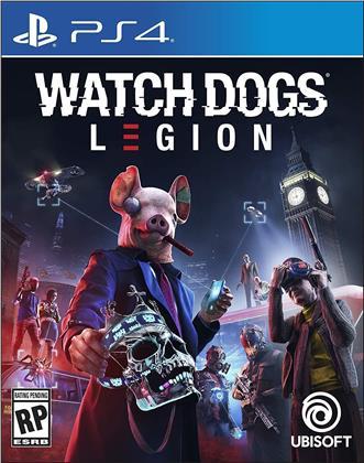 Watch Dogs Legion (Édition Limitée)