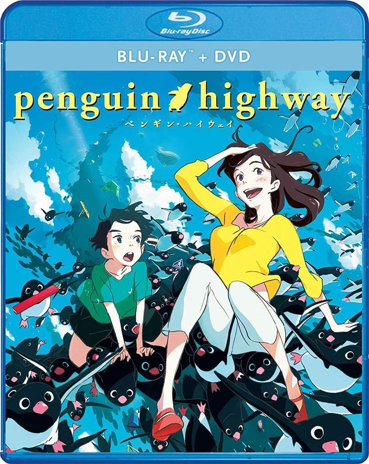 Penguin Highway (2018) (Blu-ray + DVD)