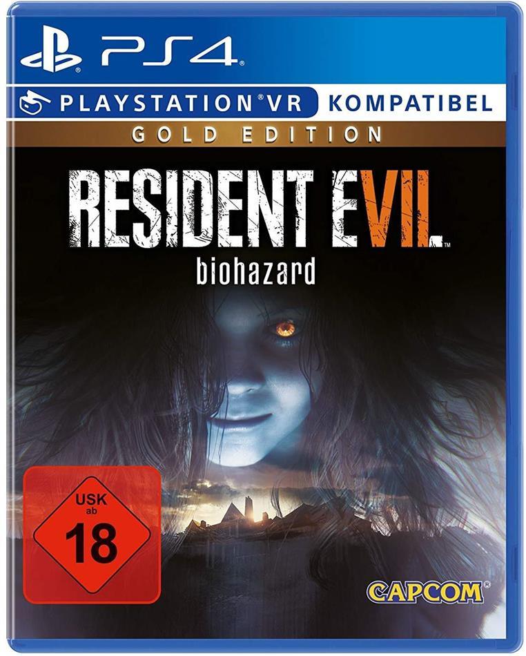 Resident Evil 7 Biohazard (German Gold Edition)