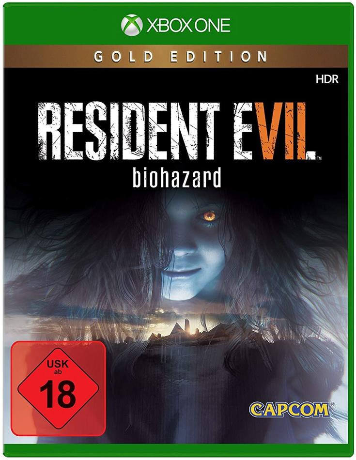 Resident Evil 7 Biohazard (German Gold Edition)
