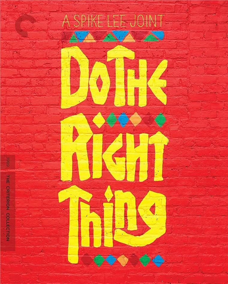 Do The Right Thing (1989) (Criterion Collection)