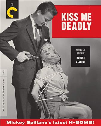 Kiss Me Deadly (1955) (n/b, Criterion Collection)