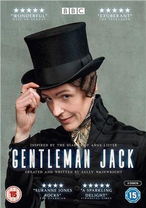 Gentleman Jack - Series 1 (3 DVD)
