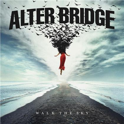 Alter Bridge - Walk The Sky (Red Vinyl, 2 LPs + Digital Copy)