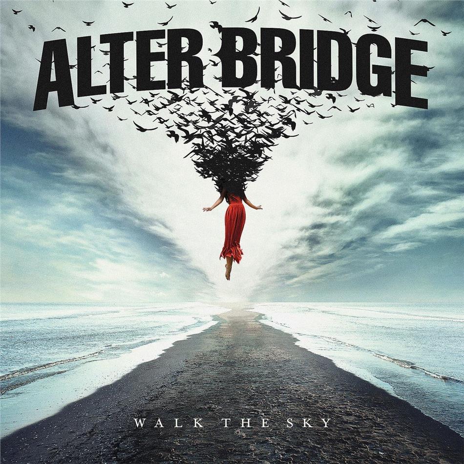 Alter Bridge - Walk The Sky (Red Vinyl, 2 LPs + Digital Copy)