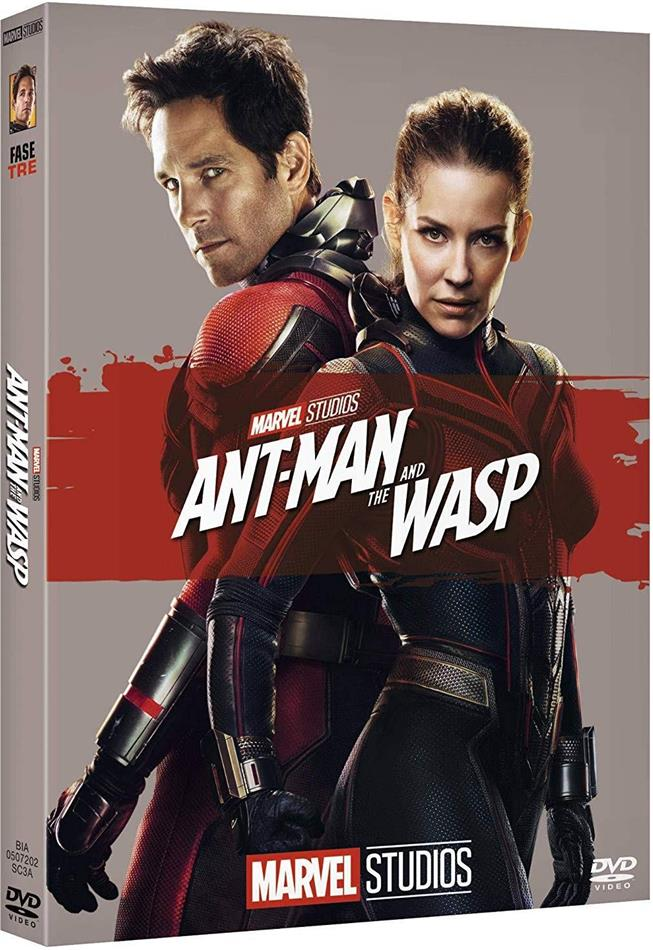 Ant-Man and the Wasp (2018) (10th Anniversary Marvel )