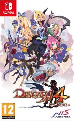 Disgaea 4 Complete+