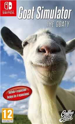 Goat Simulator - The Goaty