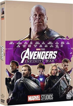 Avengers 3 - Infinity War (2018) (10° Anniversario Marvel )
