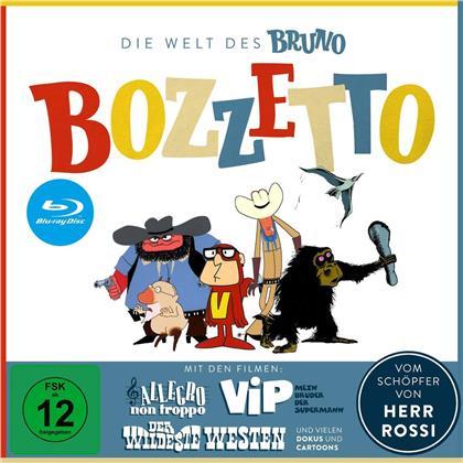 Die Welt des Bruno Bozzetto (3 Blu-rays + DVD)