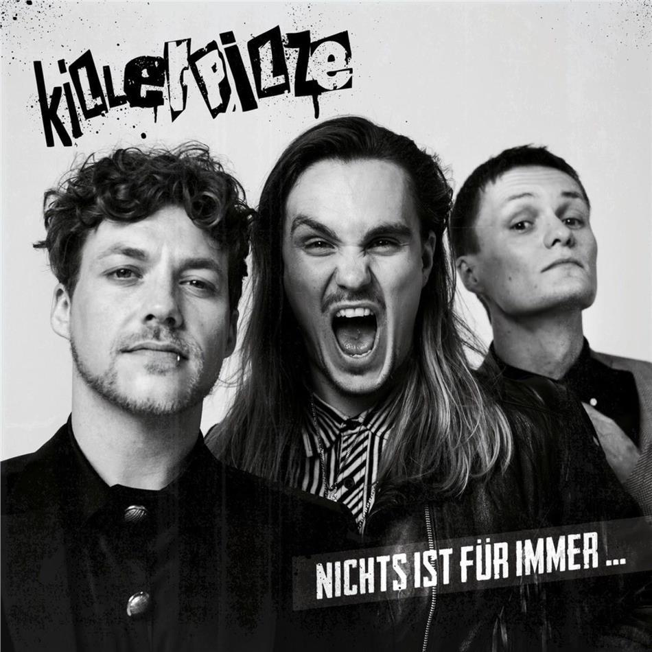 Killerpilze - Nichts ist für Immer... (LP)