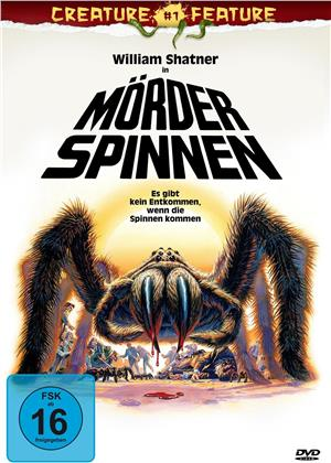 Mörderspinnen (1977) (Creature Feature Collection)